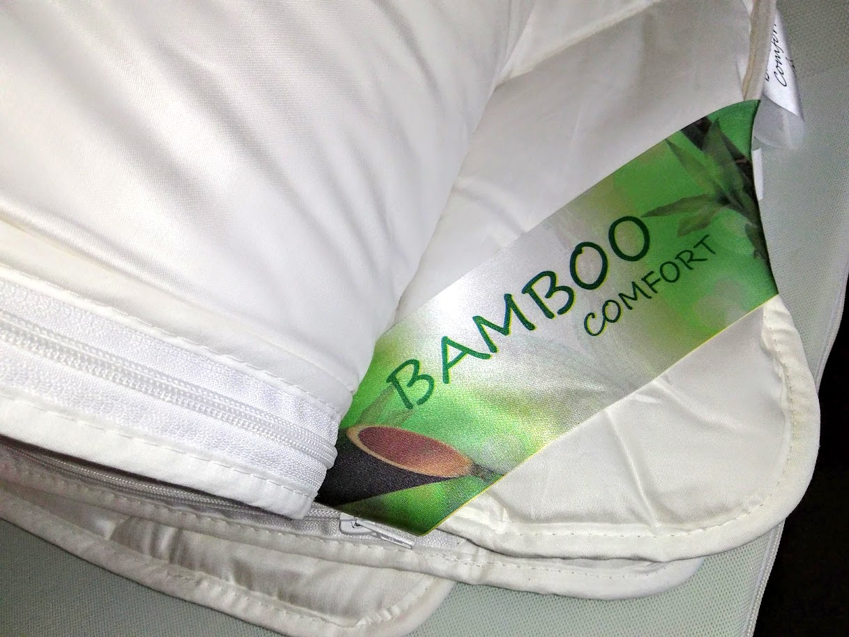 bamboe dekbed 4-seizoenen rits twentsbed